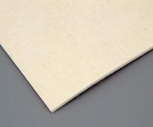 白フェルトR25W2(羊毛70%以上)