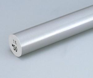 硬質塩化ビニール丸棒 グレー